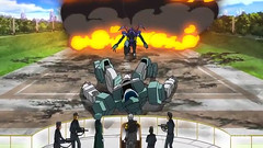 Gundam AGE 2 Episode 28 Chaos in the Earth Sphere Youtube Gundam PH (35)