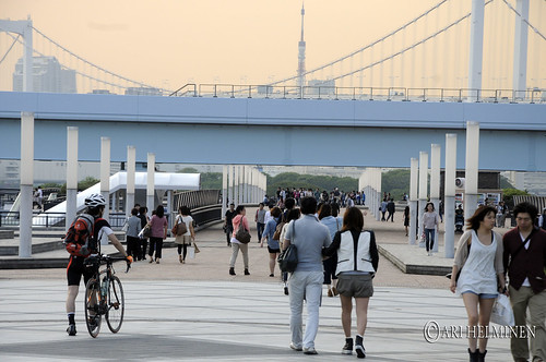 Beauty of Odaiba