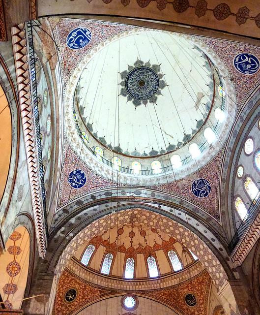 Istanbul - avril 2012 - jour 3 - 047 - Beyazıt Camii