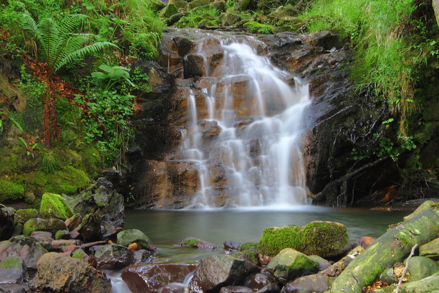 Cascada , Efecto seda #Photography  #Foto 49