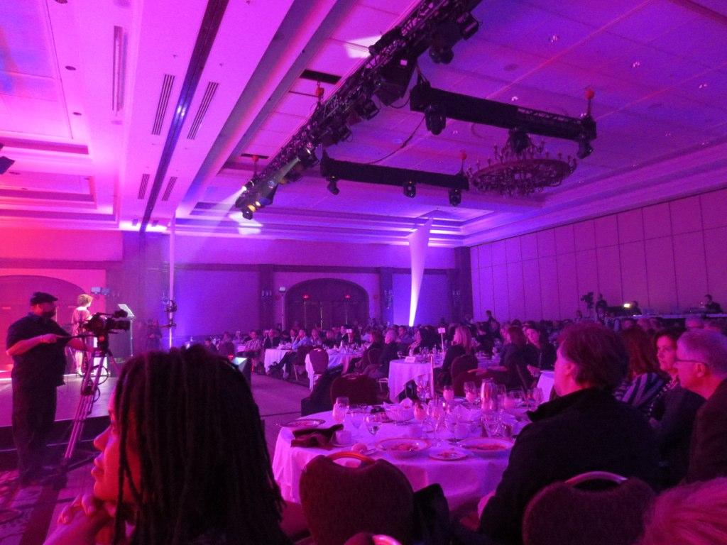 The Rockies Awards Gala - Banff World Media Festival 2012