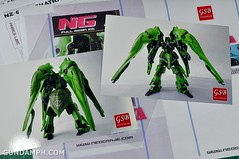 1-100 Kshatriya Neograde Version Colored Cast Resin Kit Straight Build Review (5)