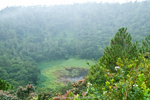 Trou aux Cerfs - Volcanic crater