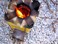 pocket rocket stove