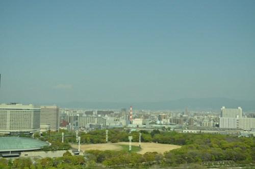 Baseball Field in Osaka