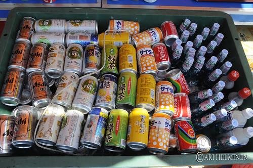 三社祭の食物 Food of Sanja Matsuri
