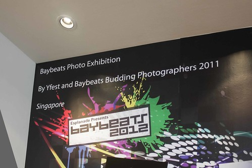 Baybeats 2012 Photo Exhibition