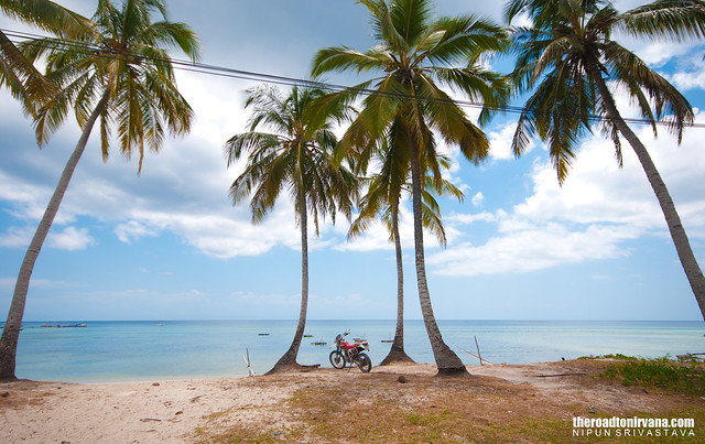 Biking it in Africa!
