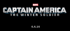 CAPTAIN AMERICA: THE WINTER SOLDIER logo | ©2012 Marvel Studios