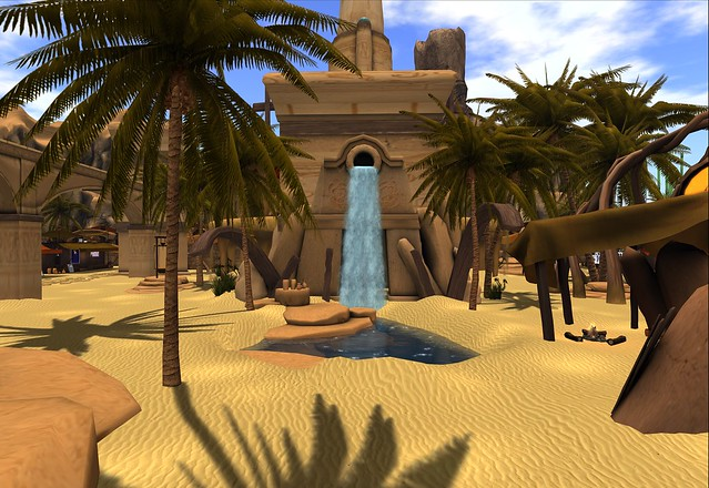 Fantasy Faire 2012 - Shifting Sands