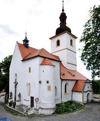 Radomyšl, kostel (okres Strakonice)