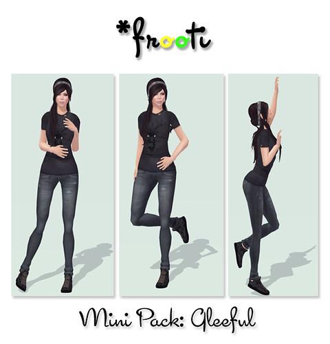 *Frooti - Mini Pack: Gleeful
