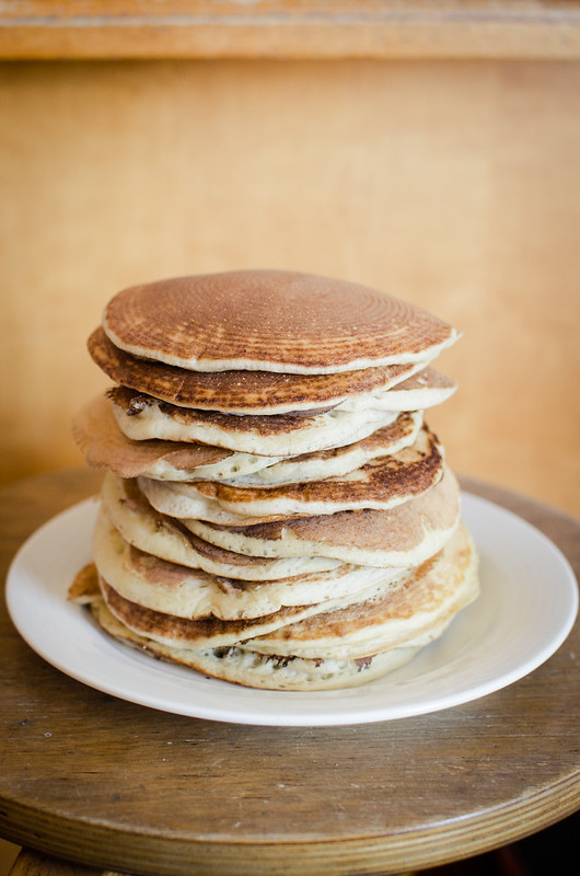Sourdough Pancakes