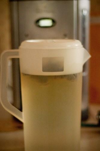 DIY brewed iced coffee. Bomb it!