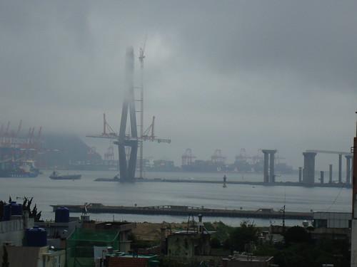 Busan Hafen by Jens-Olaf