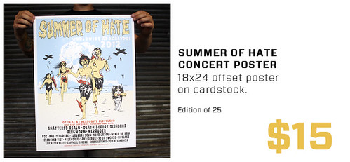 Summer of Hate Poster