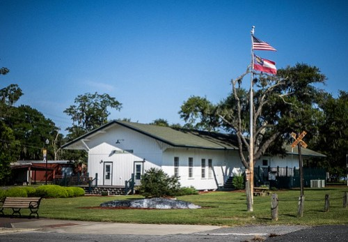 Folkston Train Depot-001