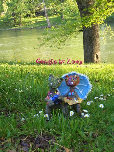 Gengis & Zoey