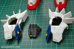 Gundam F91 1-60 Big Scale OOTB Unboxing Review (50)