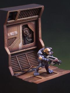 Space Bulldog