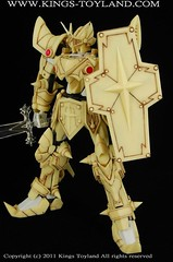 MG Knight Gundam Full Armor Mode Resin Conversion Kit (1)