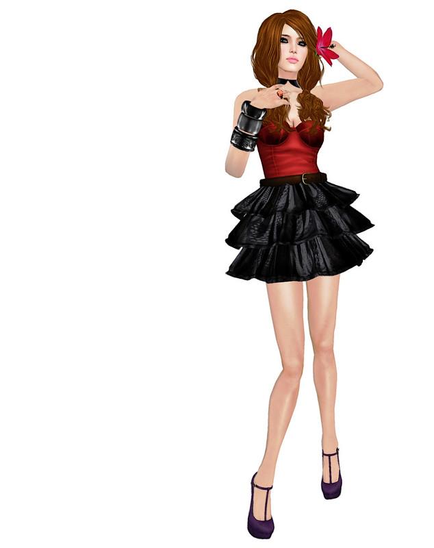 Tiffany (SNSD) Inspired Look - Twinkle MV 1