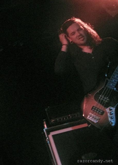 Bury Tomorrow - Underworld - 10th July, 2012 (7)
