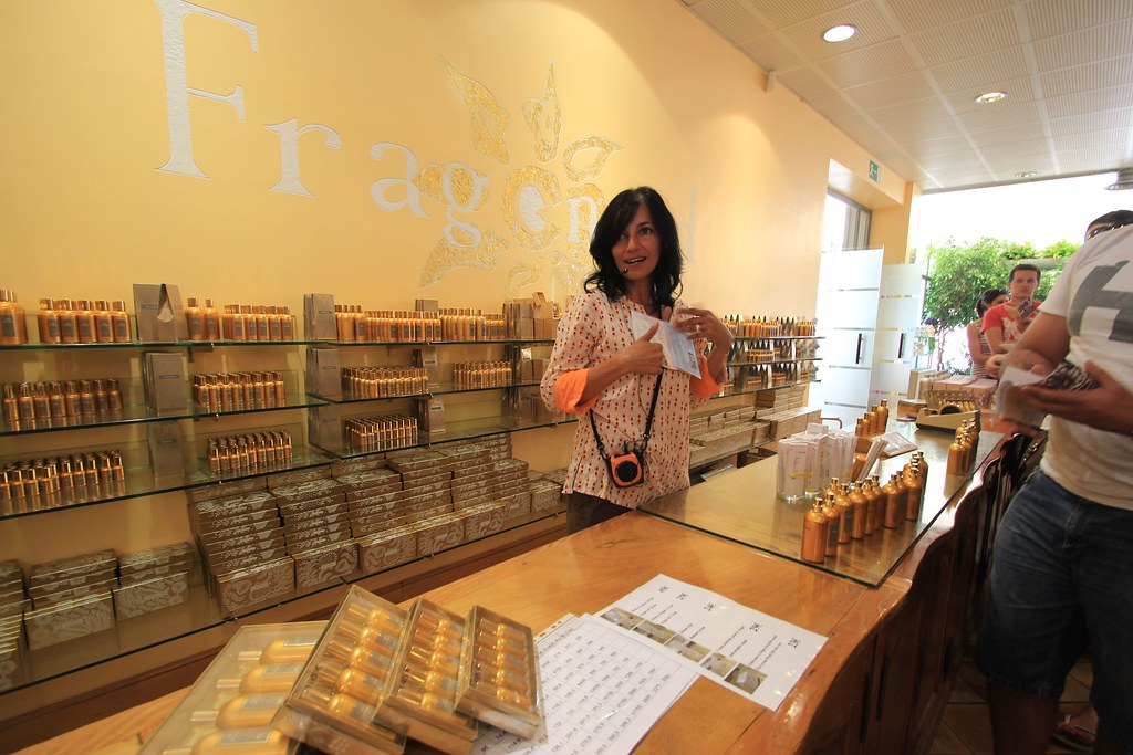 Fragonard Perfumery- Nice, France