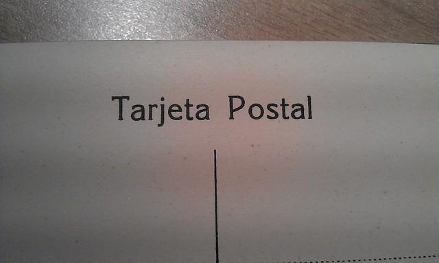 Libreto de postales (II), ????