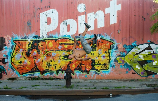 Jose again: Hunts Point, Bronx