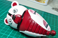 HG 144 7-Eleven BearGuy Gundam OOTB Unboxing Review (33)