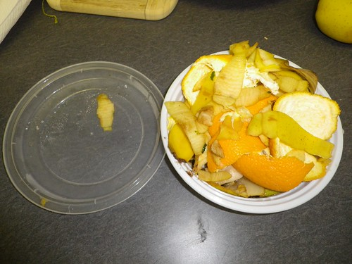 saving your food scraps - 2