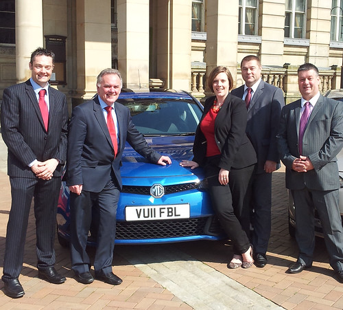 Buy Birmingham launched with MG initiative