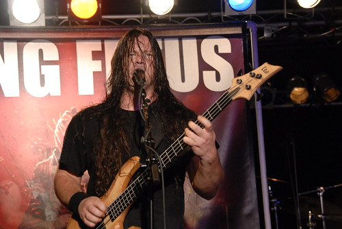 Sean Beasley of Dying Fetus
