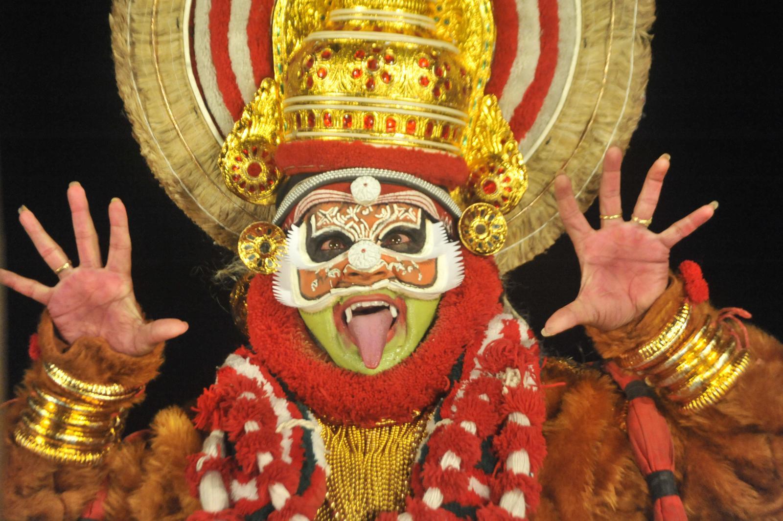 I know what I can do;  Margi Madhu : Koodiyattam - Bali Vadham