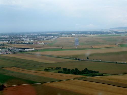 Troyes runway