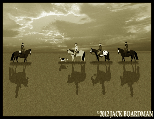 Derby's brother found alive on the prairie ©2012 Jack Boardman