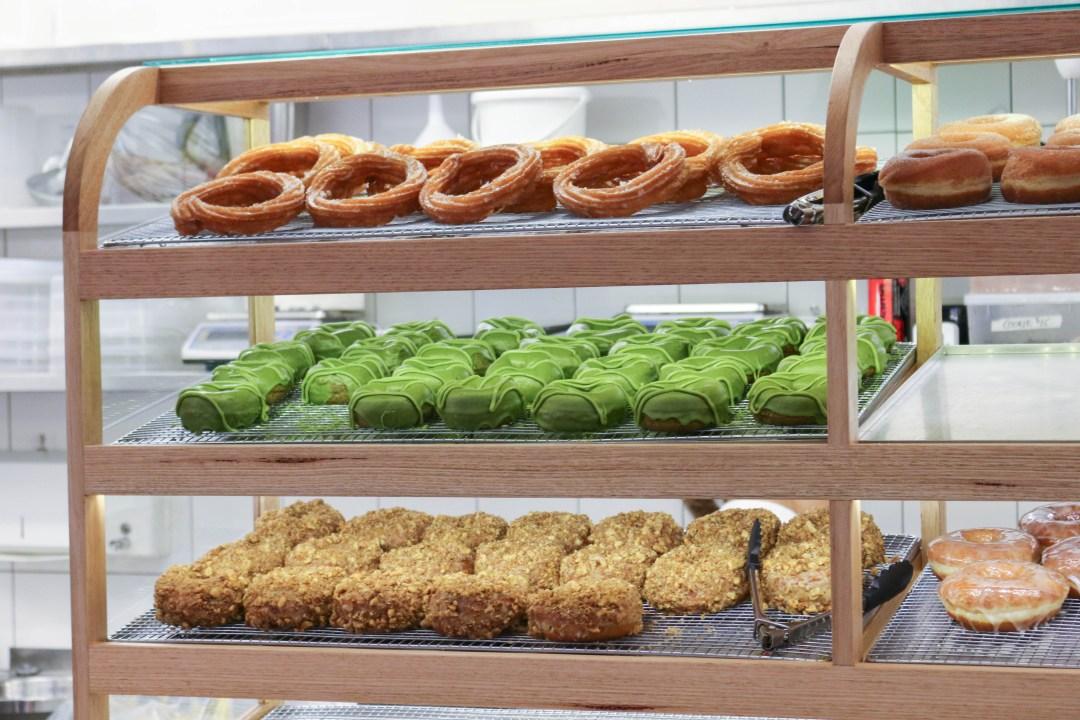 Shortstop Donuts