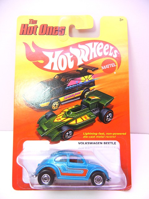 hot wheels hot ones volkswagen beetle (1)