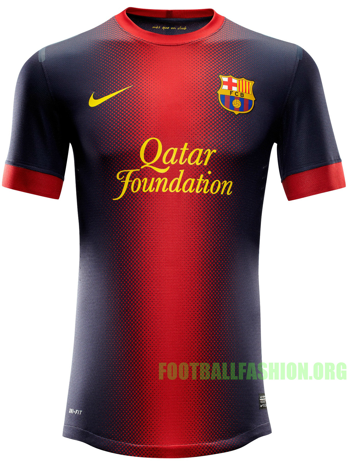 679a52a83 FC Barcelona Nike 2012 13 Home and Away Soccer Jerseys   Football Kits    Camisetas ...