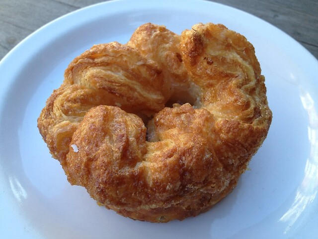 Kouign amann - Four Barrel Coffee