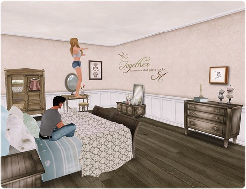 Day 109 - In The Bedroom