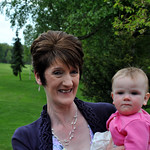 Nan and Granddaughter