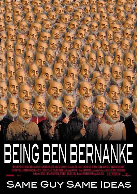 BEING BEN BERNANKE