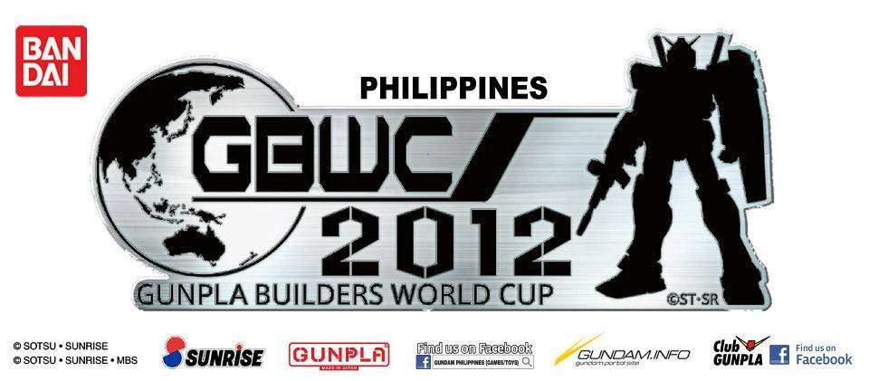 GBWC Gunpla Builders World Cup 2012 Philippines