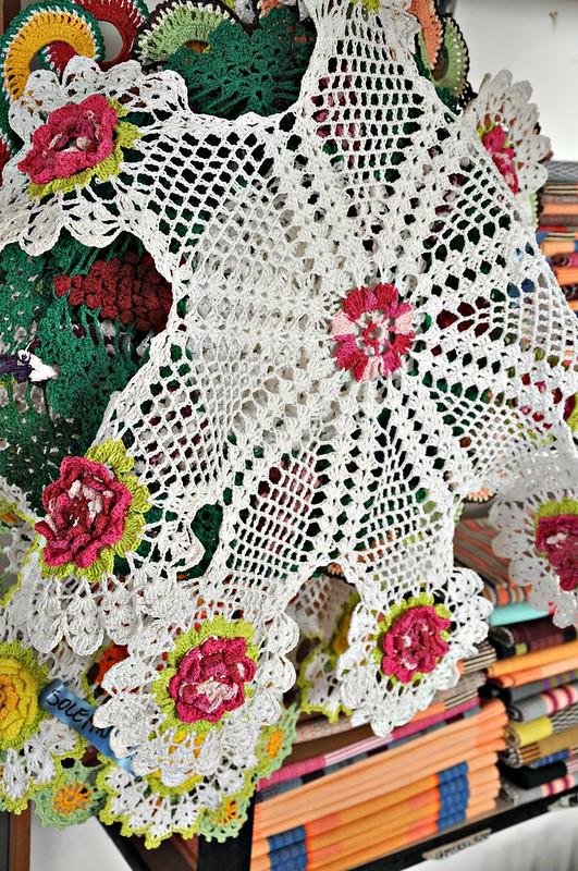 dainty crochet