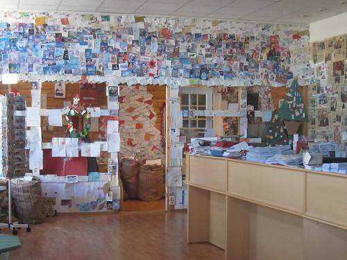 Oficina de Correos Duendes de Papá Noel, Drobak. Noruega