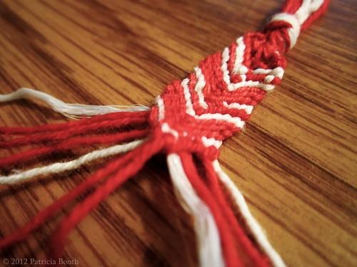 Day 161 The Friendship Bracelet by pixygiggles