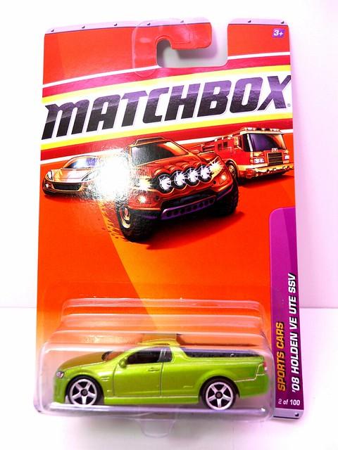 matchbox '08 holden ve ute ssv green (1)
