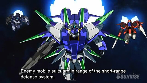 Gundam AGE 4 FX Episode 40 Kio's Resolve, Together with the Gundam Youtube Gundam PH (85)
